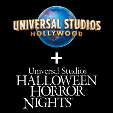 1 dia Universal Studios Hollywood + 1 noite Halloween Horror Nights