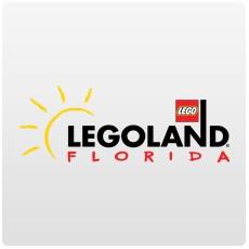 LEGOLAND FLORIDA - 1 Dia - Criança (3 a 12 anos) + Adulto Grátis